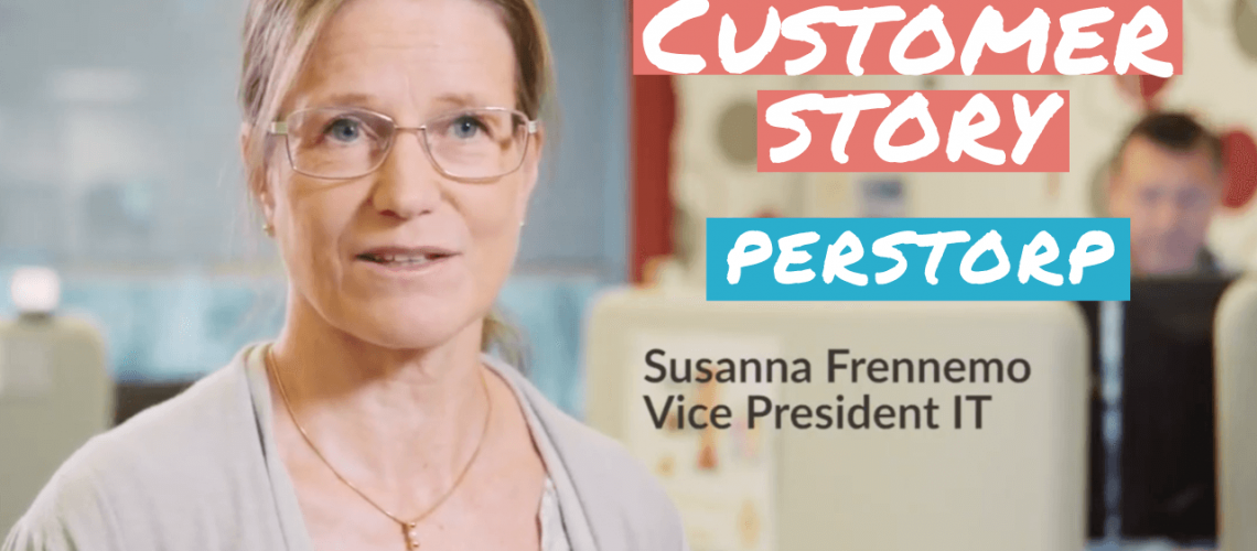 Customer story – Perstorp
